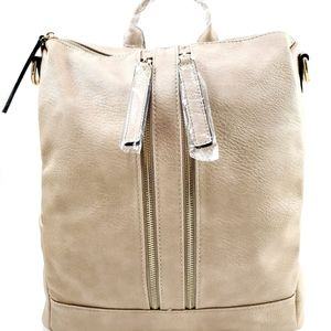Women Convertible Backpack Shoulder Bag